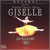 Bolshoi Theater Presents Vol 3 - Adams: Giselle