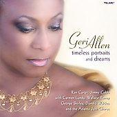 Geri Allen (Piano): Timeless Portraits and Dreams