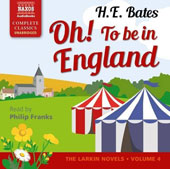 PHILIP FRANKS / OH! TO BE IN ENGLAND ò VOLUME