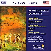 American Classics - Milken Archive - Jewish String Quartets