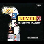 Level 42: The Ultimate Collection [Bonus CD]