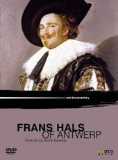 Frans Hals of Antwerp, art documentary - directly by Jonne Severijn [DVD]