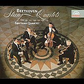 Beethoven: String Quartets, Grosse Fugue / Smetana Quartet