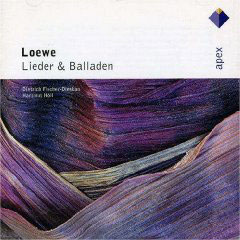 Loewe: Balladen & Lieder