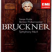 Bruckner: Symphony no 4 / Simon Rattle