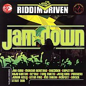 Jah Cure (Reggae): Riddim Driven: Jam Down