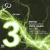 Mahler: Symphony no 3 / Gergiev, London SO, et al