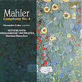 Mahler: Symphony no 4 / Haenchen, Coku, Netherlands PO
