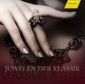 Juwelen der Klassik - Vivaldi, Bach, Beethoven, etc / Rilling, Mackerras, Marriner, et al