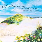 Carson Cooman: The Revelations of Divine Love / Rebecca Henning, Jonathan Roberts, Choir of Royal Hollowa