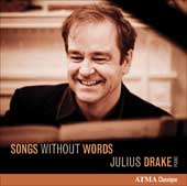 Songs Without Words - Grieg, Brahms, Chabrier, Faure / Julius Drake