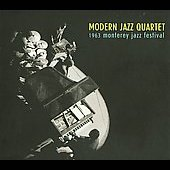 The Modern Jazz Quartet: 1963 Monterey Jazz Festival [Digipak]