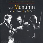 Le Violon du Siecle (3 CDS 2006)