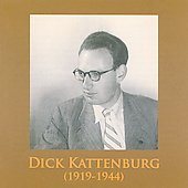 Dick Kattenburg: Chamber Music