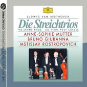 Beethoven: Die Streichtrios