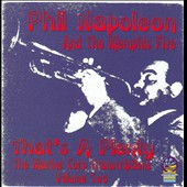 Phil Napoleon & His Memphis Five: That's a Plenty: The Marine Corp Transcriptions, Vol. 2