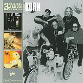Korn: Life Is Peachy/Follow the Leader/Issues [PA]