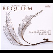 Pizzetti, Howells, Puccini: Requiem