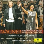 Wagner/Mottl: Wesendonck Lieder; Orchestral Music
