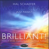 Hal Schaefer: World Class Brilliant *