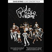 David Byrne: Ride Rise Roar [DVD]