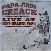 Papa John Creach: Live At Long Branch Park, 1983