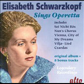 Elisabeth Schwarzkopf sings Operetta