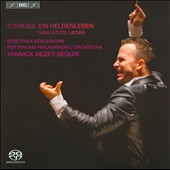 Strauss: Ein Heldenleben; Four Last Songs / Dorothea R&ouml;schmann, soprano