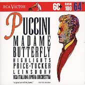 Basic 100 Vol 64 - Puccini: Madame Butterfly - Highlights
