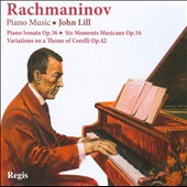Rachmaninov: Piano Music / John Lill, piano
