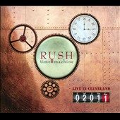Rush: Time Machine 2011: Live in Cleveland [Digipak]