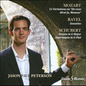 Mozart, Ravel, Schubert