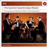 Guarneri Quartet Plays Mozart String Quartets Nos. 14 - 19