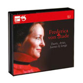Frederica von Stade in Duets, Arias, Scenes & Songs