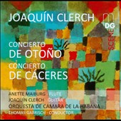 Joaquin Clerch: Flute Concerto; Guitar Concerto / Anette Malburg, flute; Joaquin Clerch, guitar