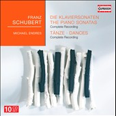 Schubert: Complete Piano Sonatas / Michael Endres, piano [10 CDs]