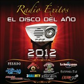 Various Artists: Radio &#201;xitos El Disco Del A&#241;o 2012