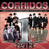 Various Artists: Corridos #1's 2012
