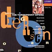 Weill: The Threepenny Opera / Mauceri, Lemper, Kollo, Milva