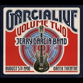 Jerry Garcia/Jerry Garcia Band: GarciaLive, Vol. 2: August 5th 1990 Greek Theatre [Digipak]