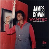 James Govan: Wanted: The Fame Recordings *