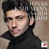 The Verdi Album / Jonas Kaufmann, tenor