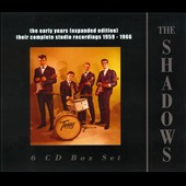 The Shadows: The Early Years 1959-1966 [Expanded Edition]
