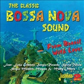 Various Artists: From Brazil with Love: Classic Bossa Nova Sound
