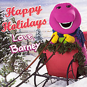 Barney (Children): Happy Holidays, Love Barney