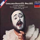 Cavalleria Rusticana, I Pagliacci / Pavarotti, Gavazzeni
