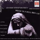 Bach: Mass in B minor BWV 232 (Highlights) / Schreier, Popp, Watkinson, et al
