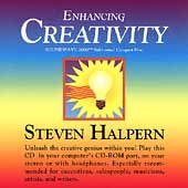 Steven Halpern: Enhancing Creativity