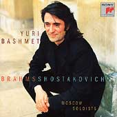 Brahms, Shostakovich / Yuri Bashmet, Moscow Soloists