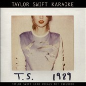 Taylor Swift: Taylor Swift Karaoke: 1989 [CD/DVD]